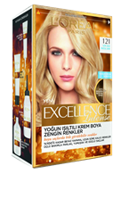 Excellence Intense Saç Boyası 121 Çok Açık Buzul Sarı