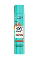 L'Oréal Paris Magic Shampoo Görünmez Kuru Şampuan Tropikal Dalga