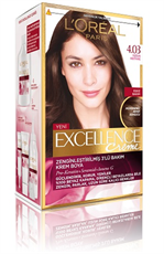 Excellence Creme Saç Boyası 4.03 Yoğun Kestane