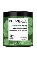 Botanicals Fresh Care Zencefil ve Kişniş Güçlendirici Maske