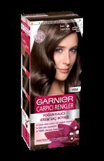 Garnier Çarpıcı Renkler Saç Boyası 5.0 Parlak Açık Kahve