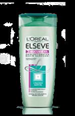 L'Oréal Paris Elseve 3 Mucizevi Kil Ağırlaştırmayan Bakım Şampuanı
