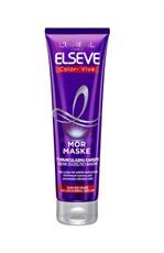 Elseve Color Vive Renk Düzeltici Mor Maske