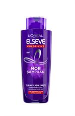 L'Oréal Paris Elseve Color-Vive Turunculaşma Karşıtı Mor Şampuan