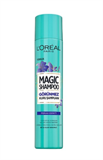 L'Oréal Paris Magic Shampoo Görünmez Kuru Şampuan Ferah Esinti