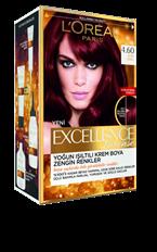 Excellence Intense Saç Boyası 4.60 Ateş Kızılı
