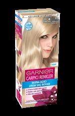 Garnier Çarpıcı Renkler Saç Boyası 111 Ekstra Açık Gümüş Sarısı