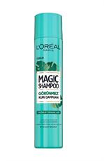 L'Oréal Paris Magic Shampoo Görünmez Kuru Şampuan Yağmur Ormanları