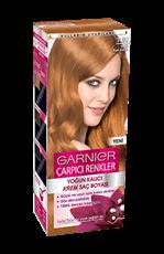 Garnier Çarpıcı Renkler Saç Boyası 7.34 Sıcak Kum Bakırı