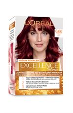 Excellence Intense Saç Boyası 6.66 Yoğun Kızıl