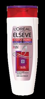 L'Oréal Paris Elseve Kırık Uç Karşıtı Şampuan