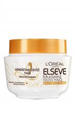 L'Oréal Paris Elseve Mucizevi Hindistan Cevizi Yağ Banyo Öncesi Maske