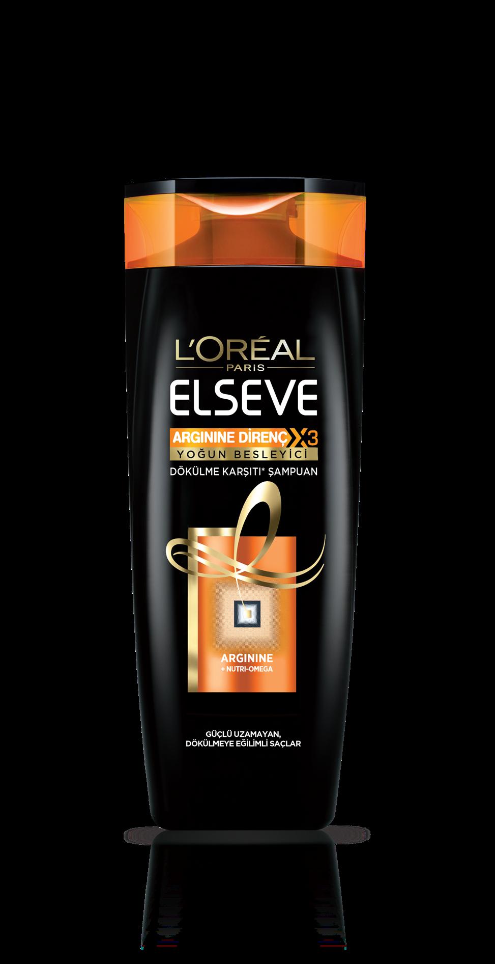 L'Oréal Paris Elseve Arginine Yoğun Besleyici Şampuan