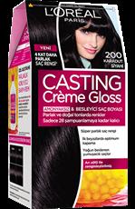 Casting Crème Gloss 200 Karadut Siyahı