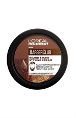 L'Oréal Paris Men Expert Barber Club Saç Ve Sakal Şekillendirici Krem Wax
