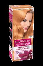 Garnier Çarpıcı Renkler Saç Boyası 8.04 Romantik Bakır