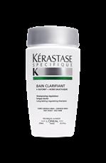 Kérastase Specifique Uzun Süre Etkili Yağlanma Düzenleyici Saç Banyosu