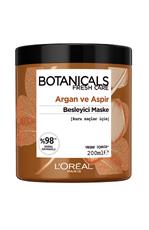 Botanicals Fresh Care Argan ve Aspir Besleyici Saç Maskesi