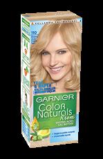 Garnier Color Naturals Saç Boyası 110 Ekstra Açık Doğal Sarı